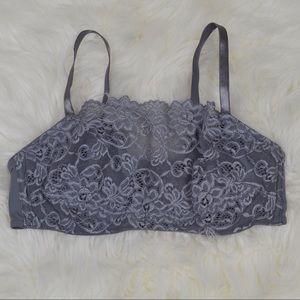 36C Olga Pretty Lace Cami Bra Style 35263